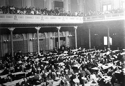 Internationaler Sozialistischer Kongress in Amsterdam, 1904