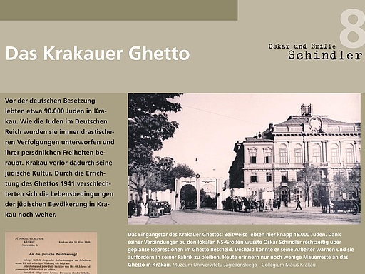 08 Das Krakauer Ghetto