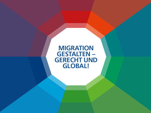 Shaping migration - justly and globally!