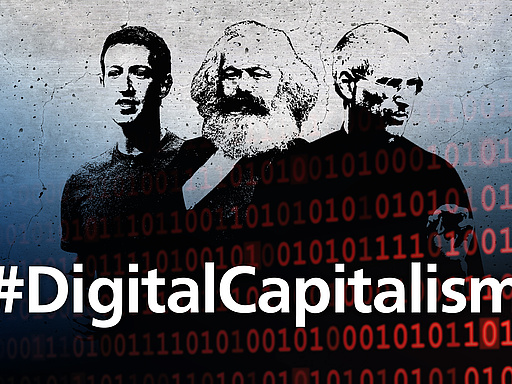 Digitaler Kapitalismus - Der Kongress #digitalcapitalism