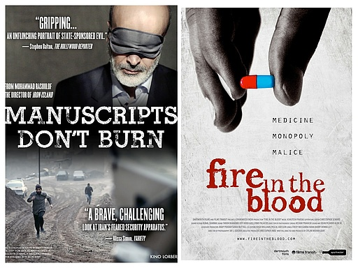 2013: Manuscripts don't burn & Fire in the Blood