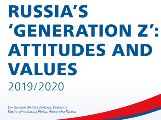 Russia´s ´Generation Z`: Attitudes and values 2019/2020