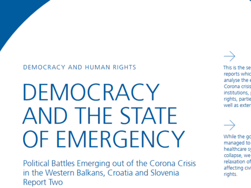 Democracy and the state of emergency II