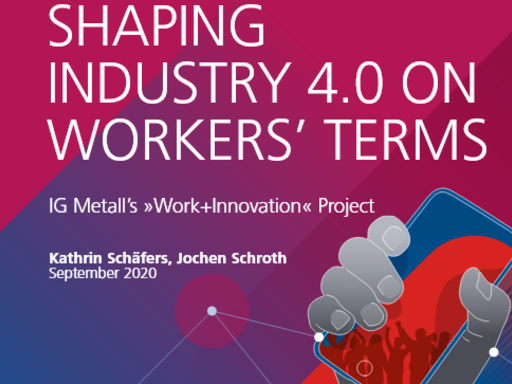 Shaping industry 4.0 on workers' terms (en)