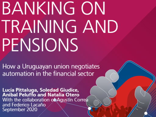 Banking on training and pensions (en)