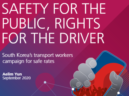 Safety for the public, rights for the driver (en)