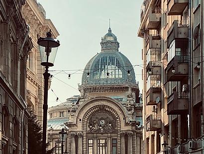 Rumänien, Bukarest