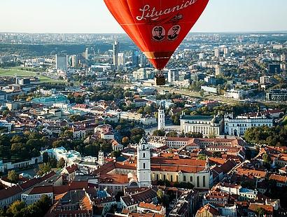 Litauen, Vilnius
