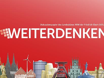"""""""Weiterdenken""""  - Diskussionspapiere des Landesbüros NRW"""