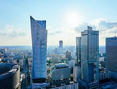 Polen, Warschau
