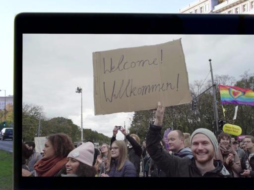 Refugees (welcome) – wie die Flüchtlingsdebatte Deutschland bewegt