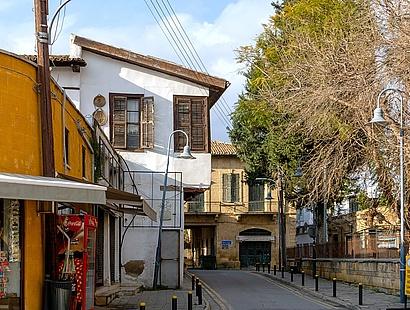 Zypern, Nikosia