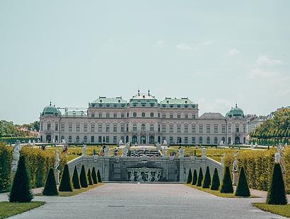 Österreich, Wien Kompetenzzentrum Frieden und Sicherheit