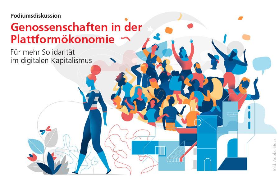 Genossenschaften in der Plattformökonomie