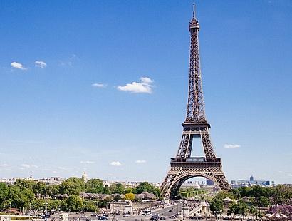 Frankreich, Paris