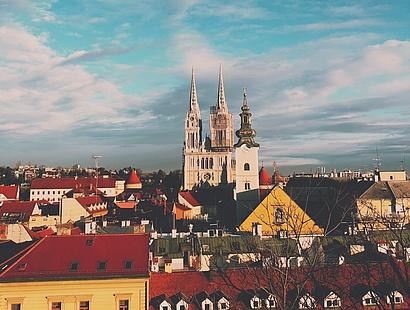 Kroatien/Slowenien, Zagreb