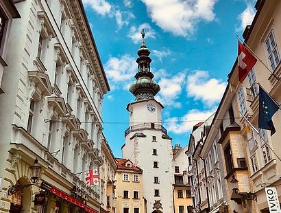 Slowakische Republik, Bratislava