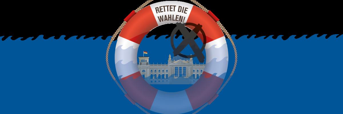 Rettet die Wahlen_Bundestag