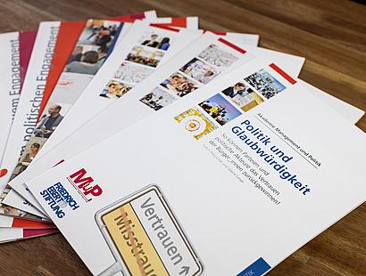 MuP-Broschüren