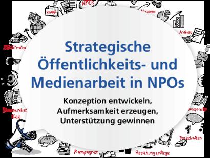 Erfolgreiche Öffentlichkeits- und Medienarbeit für NPOs