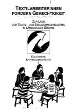Textilarbeiterinnen fordern Gerechtigkeit