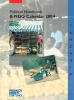 Political handbook & NGO calendar 2004