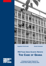 Trade union country reports: the case of Ghana