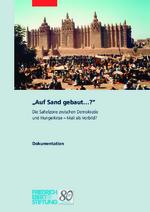 """""""Auf Sand gebaut ...?"""""""