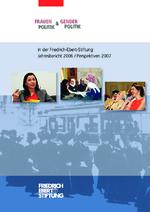 Frauenpolitik & Genderpolitik in der Friedrich-Ebert-Stiftung