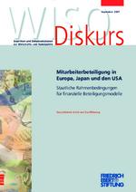 Mitarbeiterbeteiligung in Europa, Japan und den USA