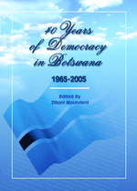 40 years of democracy in Botswana