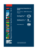 Deepening integration in SADC