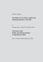 The stakes for the African textile and clothing industries in the WTO