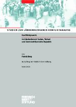 Konfliktdynamik im Länderdreieck Sudan, Tschad und Zentralafrikanische Republik
