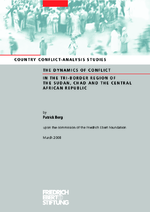 The dynamics of conflict in the tri-border region of the Sudan, Chad and the Central African Republic