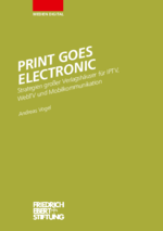 Print goes electronic