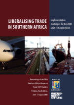 Liberalising trade in Southern Africa