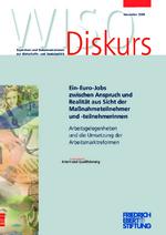 Ein-Euro-Jobs zwischen Anspruch und Realität aus Sicht der Maßnahmeteilnehmer- und teilnehmerinnen