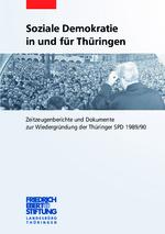 Soziale Demokratie in und für Thüringen