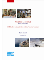 """UNIFIL: How and until when will the """"interim"""" continue?"""