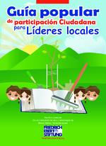 Guía popular de participación ciudadana para líderes locales