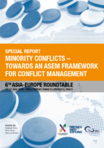 Minority conflicts - towards an ASEM framework for conflict management