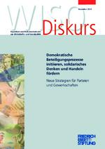 Demokratische Beteiligungsprozesse initiieren, solidarisches Denken und Handeln fördern