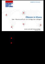 Ölboom in Ghana