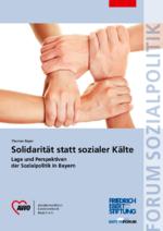 Solidarität statt sozialer Kälte