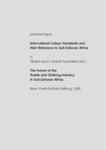 International labour standards and their relevance to Sub-Saharan Africa