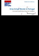 Krise bringt Wende in Portugal