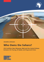 Who owns the Sahara?
