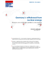 Germany's withdrawal from nuclear energy