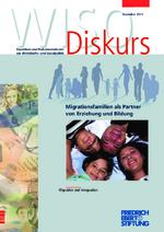 Migrationsfamilien als Partner von Erziehung und Bildung